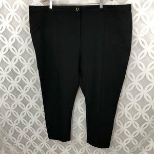 ASOS Curves Black Skinny Ankle Pants